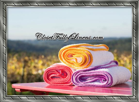 Alizee Bath Towels