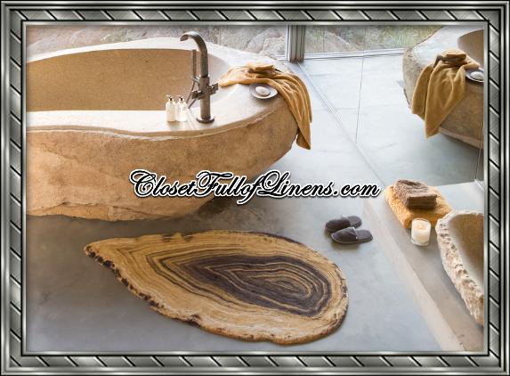 Ambra Bath Mat Rug