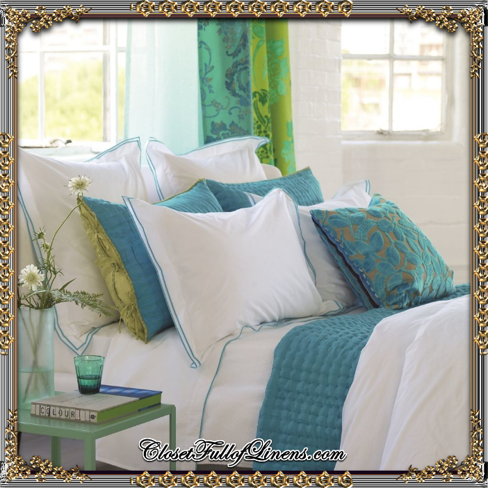 Astor Jade Bed Set