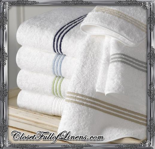 Bel Tempo Bath Towels