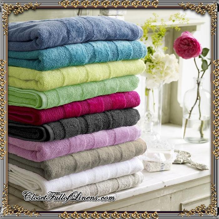 Coniston Acacia Towel Sets