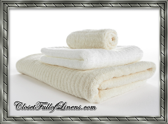 Corduroy Bath Towels