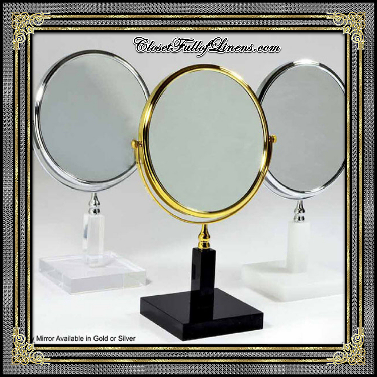 Ice Magnifying Mirrors