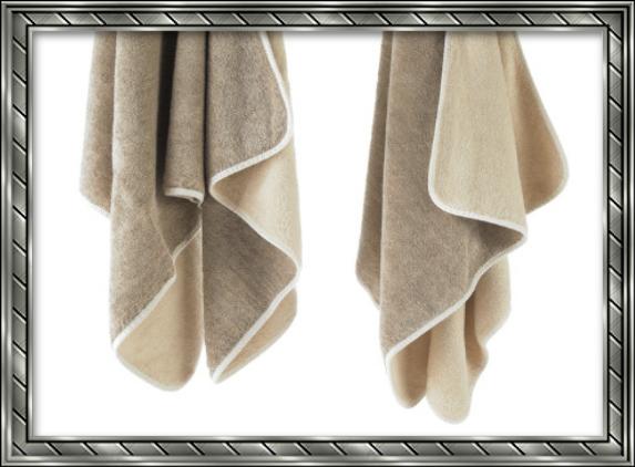 Lino Bath Towels