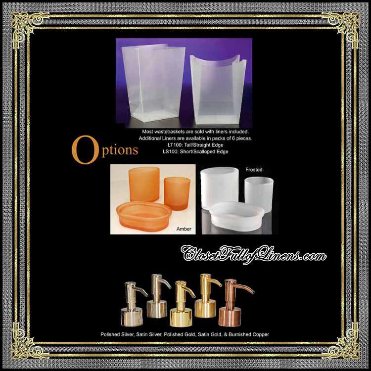 Options Bath Accessories