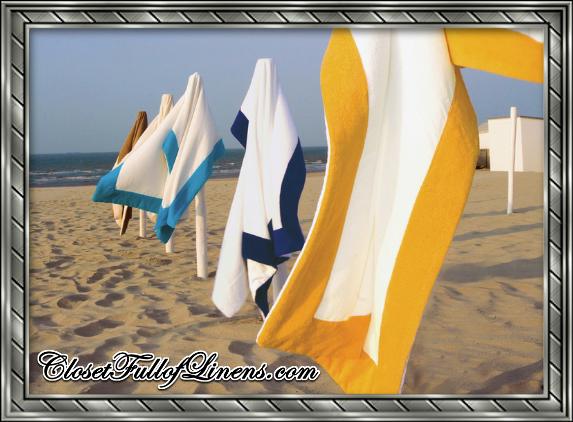 Portofino Beach Towels