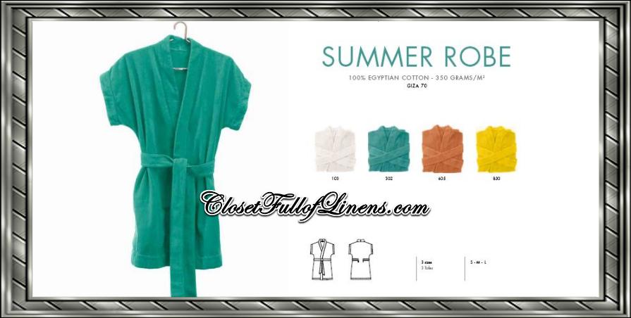 Summer Bath Robes